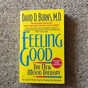 BOOK: Feeling Good: The New Mood Therapy
